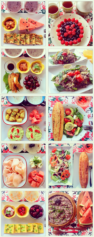 delicious life @tinytoadstool instagram