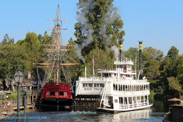 Down by the Rivers of America