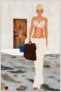 Fabulously Free in SL - End Of Summer In Santorini