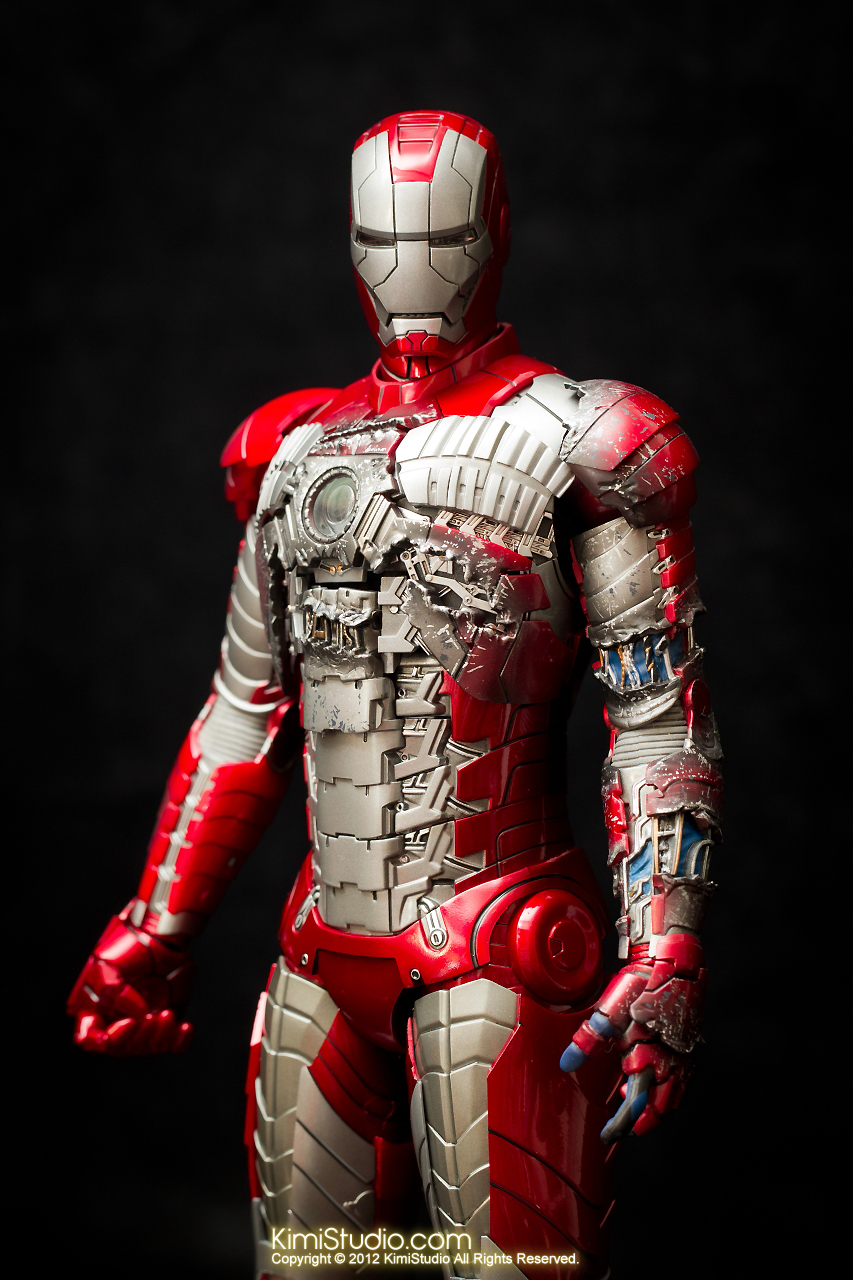 2012.09.01 Hot Toys Iron Man Mark V-018