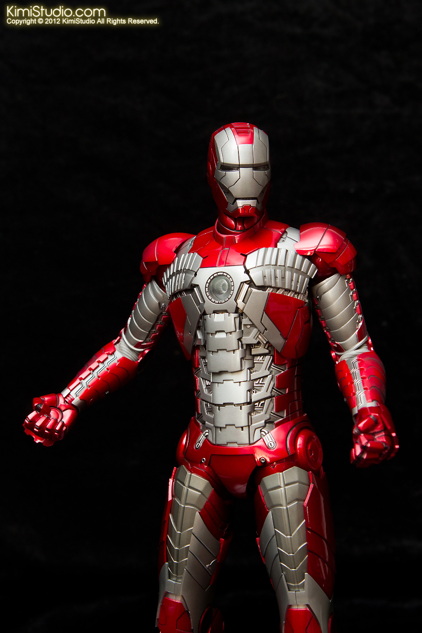 2012.09.01 Hot Toys Iron Man Mark V-030
