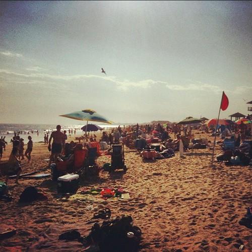 Misquamicut beach by la casa a pois