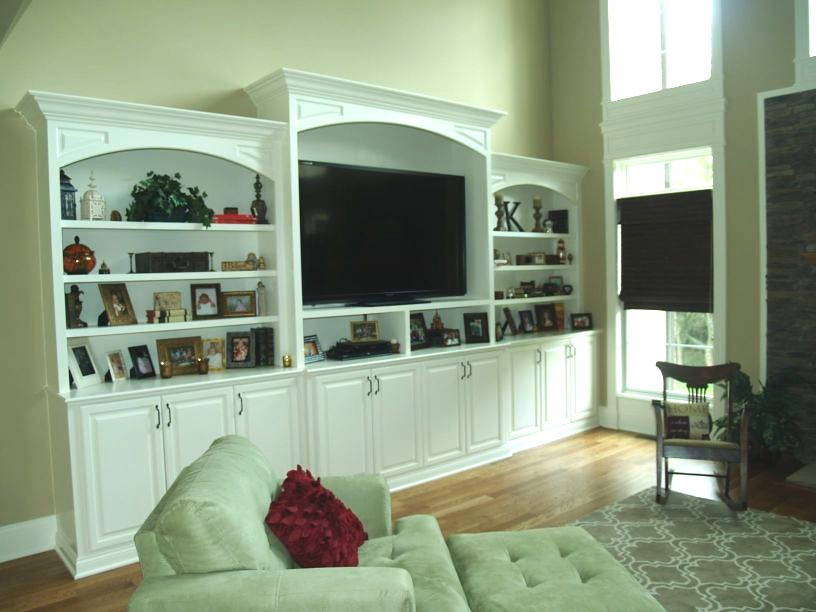 Large built-in in the Great Room