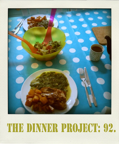 the dinner project: kw 35.