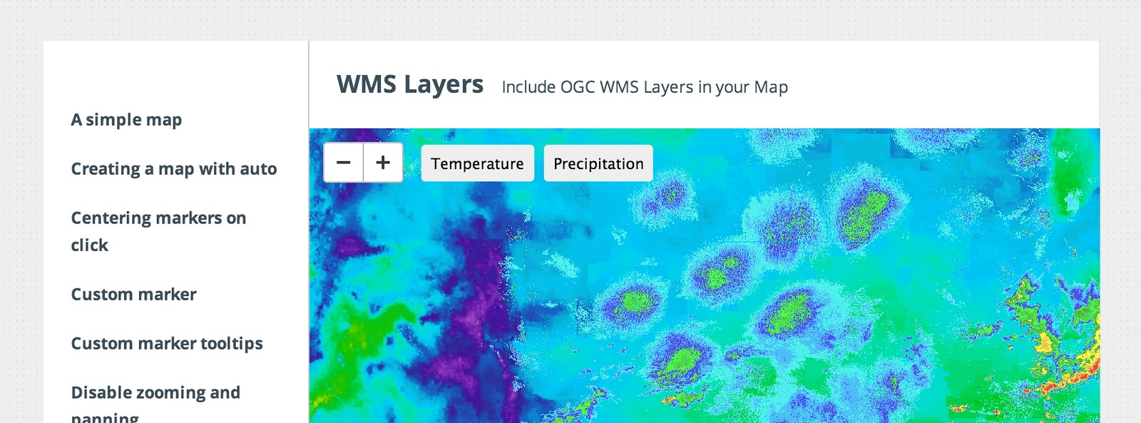 MapBox With WMS