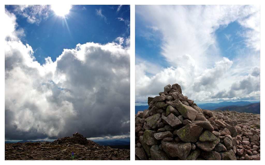 Summit of Cairn Toul
