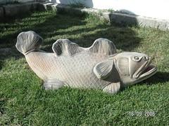 Balık Heykeli