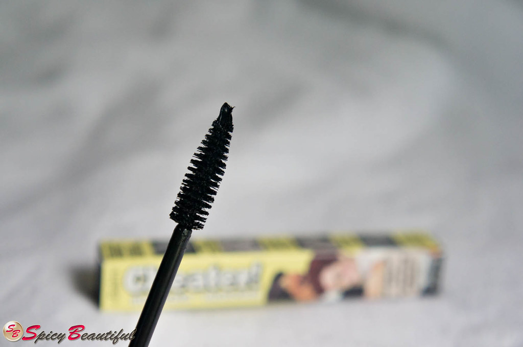 theBalm Cheater Mascara Brush