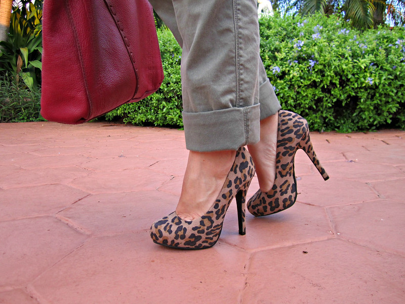 Leopard Shoes 2