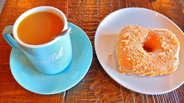 Lucky's Doughnuts at 49th Parallel Café | Mount Pleasant, Vancouver