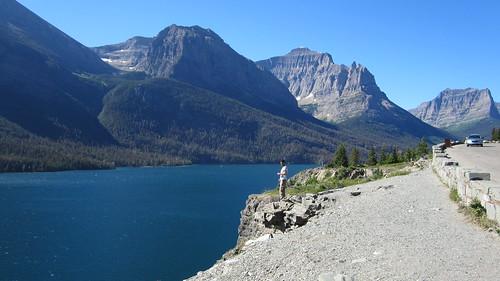 St.Mary's Lake - Glacier Park