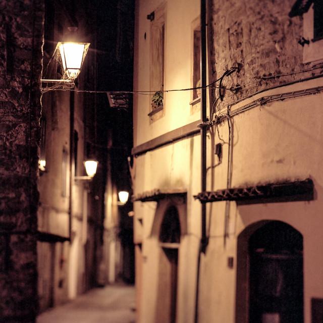 Narrow Streets of Dolceacqua