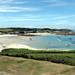Tresco coastline