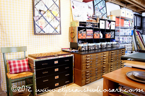 Studio-Flat Files and Storage