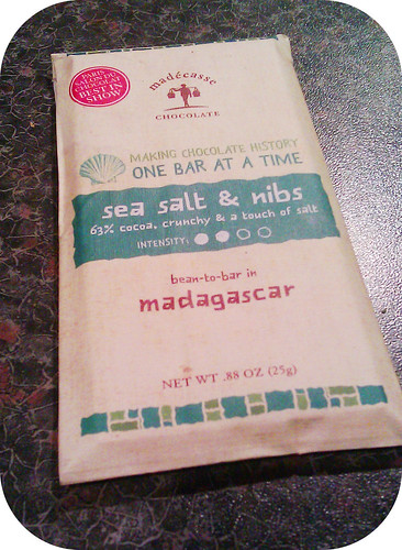 Madécasse Sea Salt & Nibs 63%