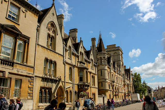 Balliol College de Oxford