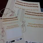 V Encontro de Educação Musical Unicamp