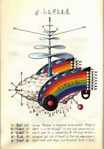 002-Codex Seraphinianus -1981- Luigi Serafini