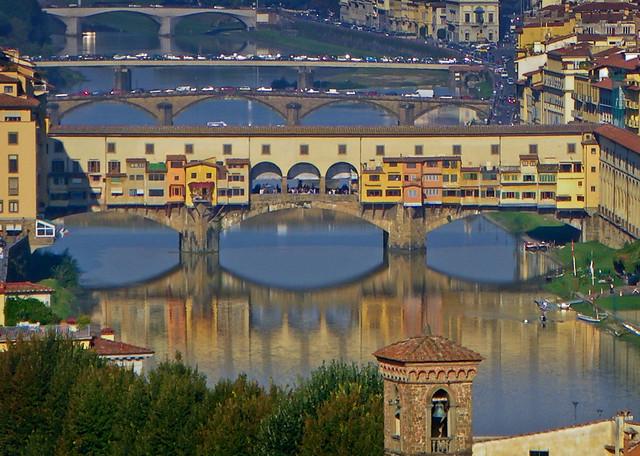 Florence, Italy - Bridges