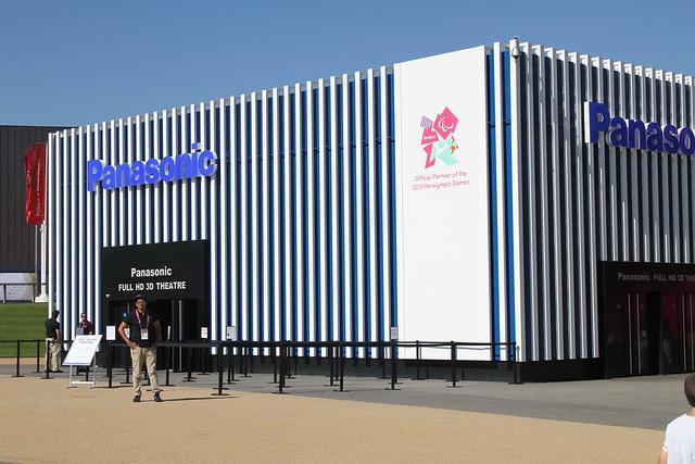 Panasonic 3D Theatre