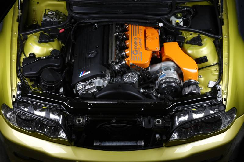 Psi G Power Z4m Supercharger System Sk I