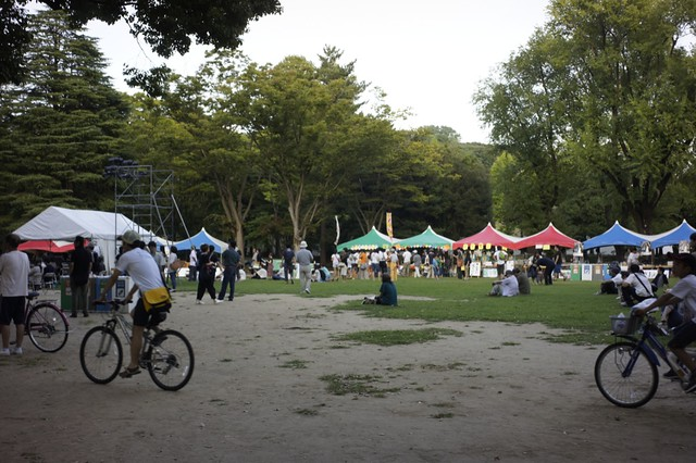 金沢JAZZストリート2012その2 中央公園 赤羽ホール