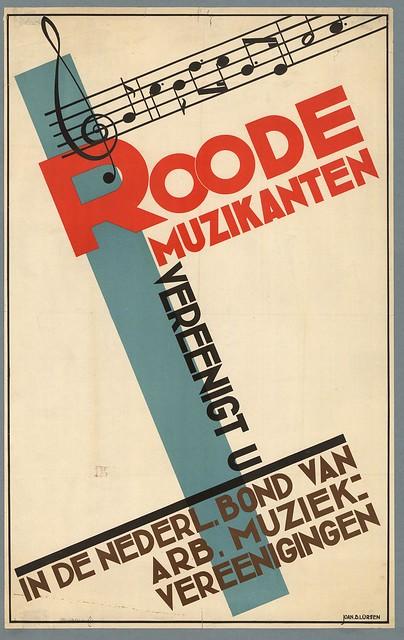 Joan B. Luersen, Francois Elsen. Red Musicians (Proletarian Musicians Union). 1931