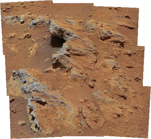 CURIOSITY sol 39
