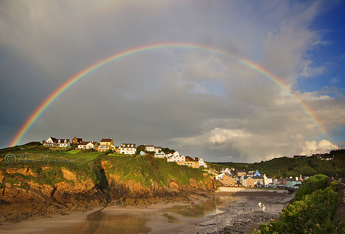 Little Haven rainbow...