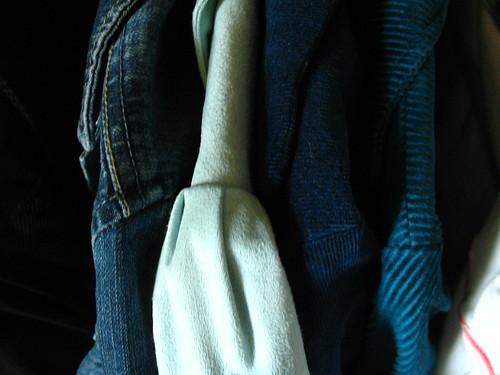 Blue jackets