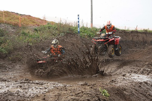 Can-Am Trophy Russia 2012 final