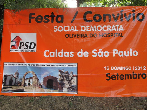 XVIII Convívio PSD Oliveira do Hospital