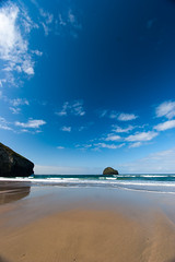 Trebarwith Beach, Cornwall