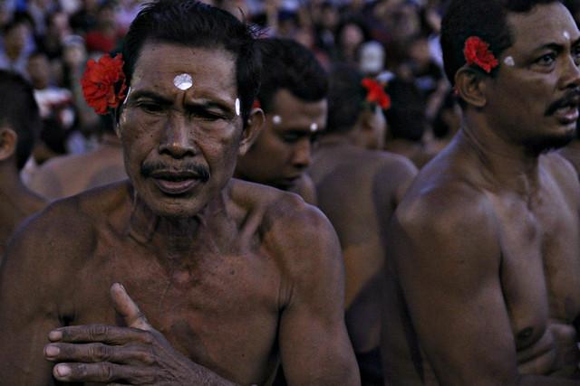 Kechak Dance Uluwatu Bali