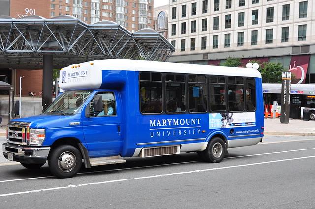 MU Shuttle bus