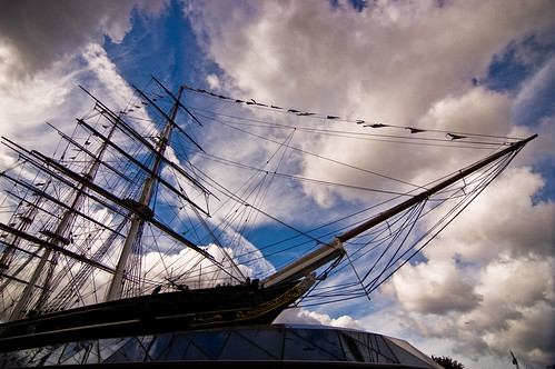 Greenwich - Fast Ship? You've Never Heard of the Cutty Sark? - 09-11-12