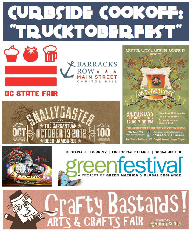 Fall Festivals 2012, Fair Vanity, DC Fair listing, Rachel Mlinarchik, eco lifestyle blog