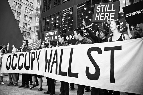 #OWS, Occupy Wall Street One Year Later (21 of 39)