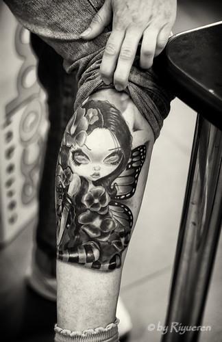 Tattoo Convention Genova 2012