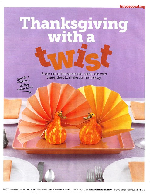 HGTV Mag thanksgiving 1 Oct 2012