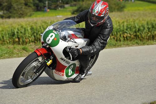 classic motorcycle Oldtimer Grand Prix 2012 Schwanenstadt Austria Copyright B. Egger :: eu-moto images 0238