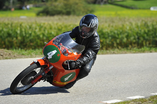 classic motorcycle Oldtimer Grand Prix 2012 Schwanenstadt Austria Copyright B. Egger :: eu-moto images 1177