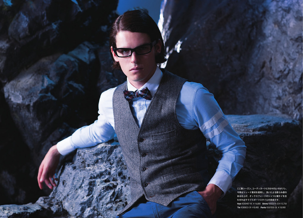 Christopher Landon0012_KENT & CURWEN AW12