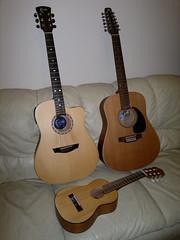 Acoustics (taken with flash)