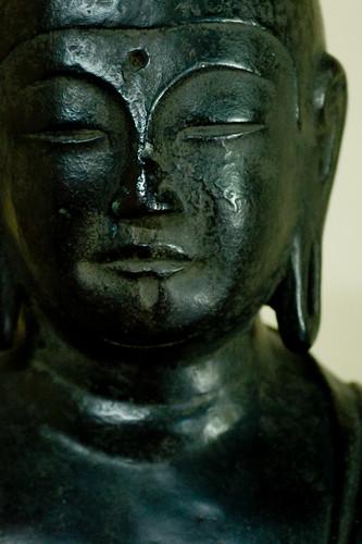 """仏像 """"Statue of Buddha"""""""