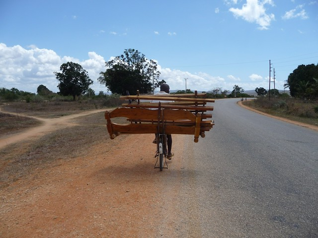 Cycling Southern Tanzania