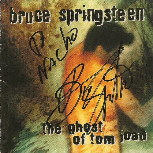 The Ghost of Tom Joad Firmado