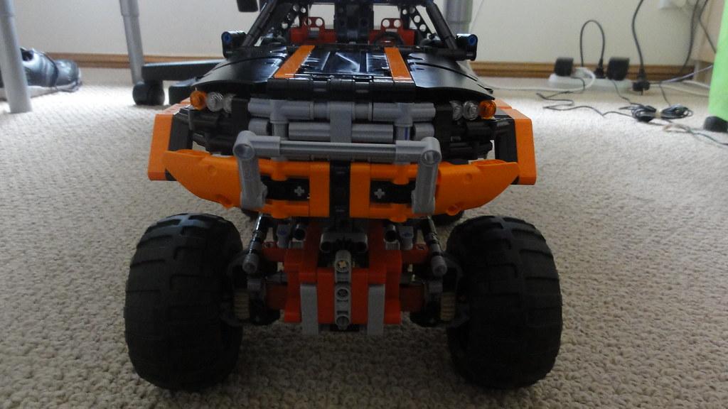 Lego 9398 4x4 Crawler A Photo On Flickriver
