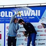 Pre-event: 2013, KIA cold hawaii PWA World Cup