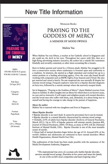 Monsoon Books - New title: Praying to the Goddess of Mercy